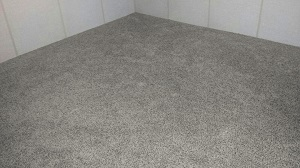 pro comfort carpeting in basement