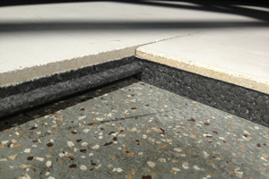 Panel of ThermalDry® Insulated Floor Decking™