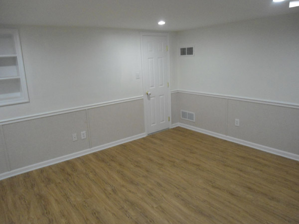 Basement Wall Restoration Wet Drywall Repair The Tri State Area