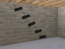 CarbonArmor® Wall Repair in Hurricane, Gallipolis, Jackson, Grayson, Lucasville, South Point, Olive Hill