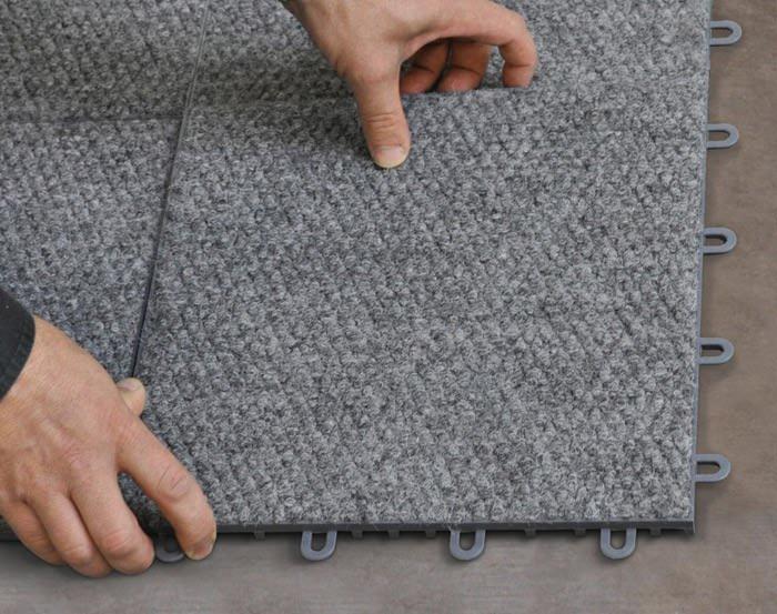 Basement Floor Tiles In Saint Albans Charleston Huntington